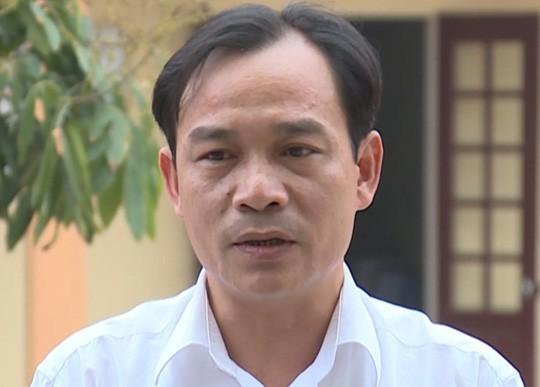 Chủ tịch xã có 60,8% phiếu tín nhiệm thấp ở Thanh Hóa được sắp xếp làm phó bí thư  - Ảnh 1.
