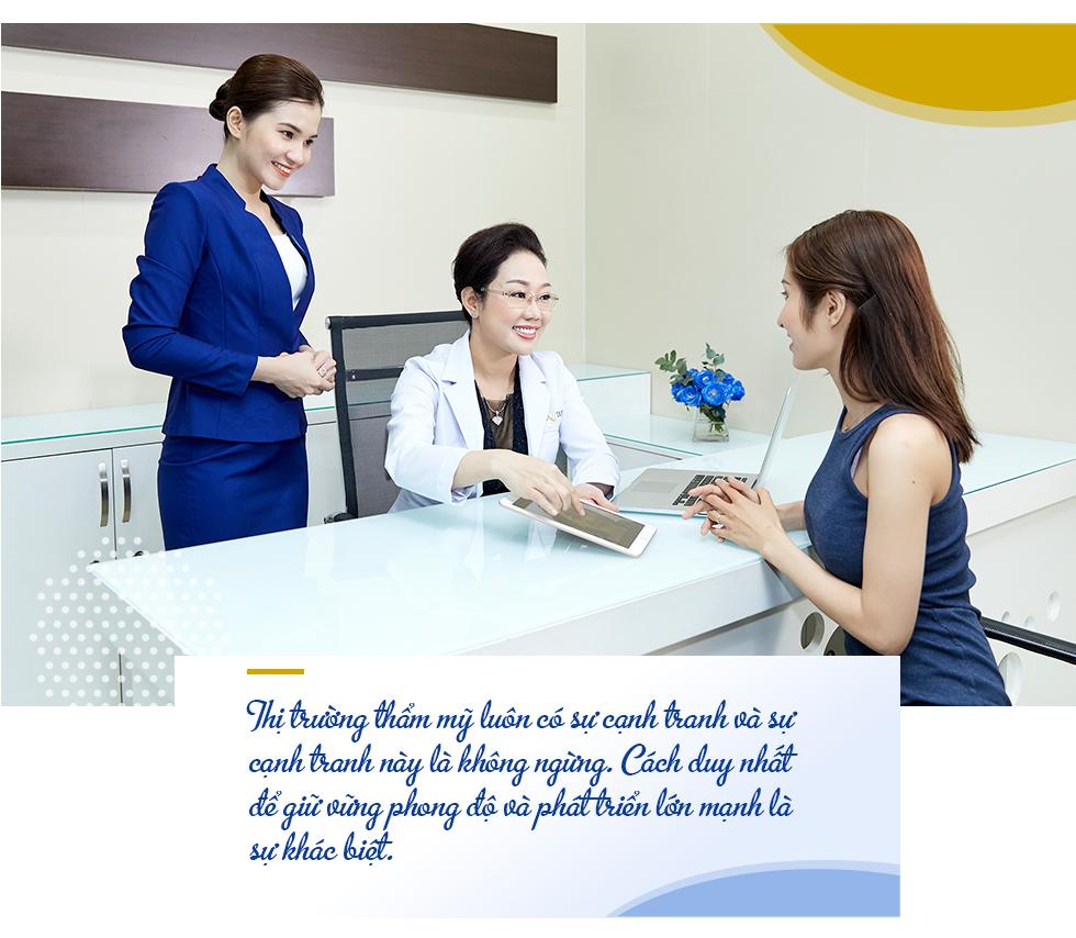 """CEO Võ Thị Ngọc Dung – Người """"phá vỡ"""" khái niệm """"nhu cầu làm đẹp chỉ dành cho gái phố"""" - Ảnh 2."""