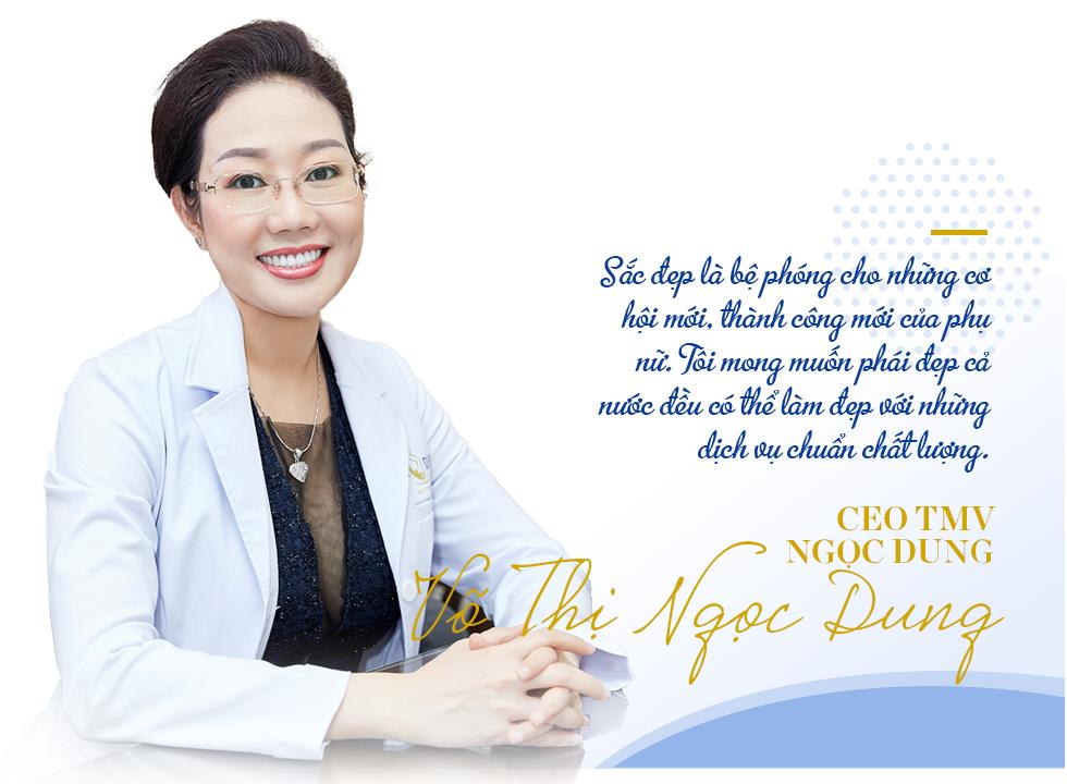 """CEO Võ Thị Ngọc Dung – Người """"phá vỡ"""" khái niệm """"nhu cầu làm đẹp chỉ dành cho gái phố"""" - Ảnh 8."""