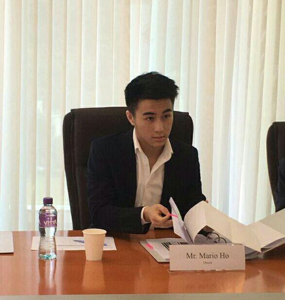 Đệ nhất thiếu gia Trung Quốc: Là con trai vua sòng bạc, thiên tài toán học, yêu thiên thần nội y Victorias Secret - Ảnh 3.