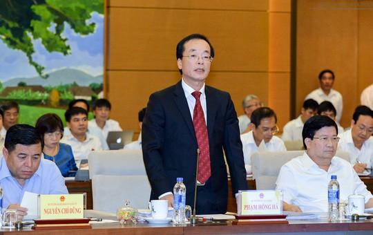 Chốt 4 Bộ trưởng đăng đàn trả lời chất vấn Quốc hội  - Ảnh 2.