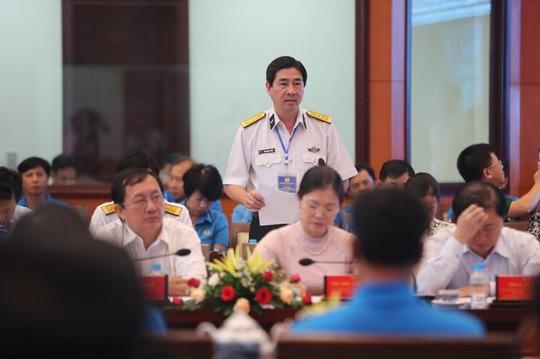 Thủ tướng gặp gỡ công nhân lao động kỹ thuật cao: 43 kiến nghị rất nặng ký! - Ảnh 9.