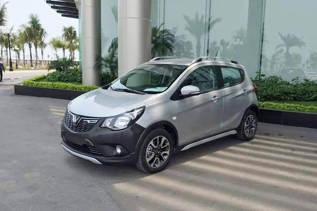 Sau VinFast Lux, xe nhỏ Fadil tiếp tục được chạy thử trên đường trước ngày mở bán - Ảnh 2.
