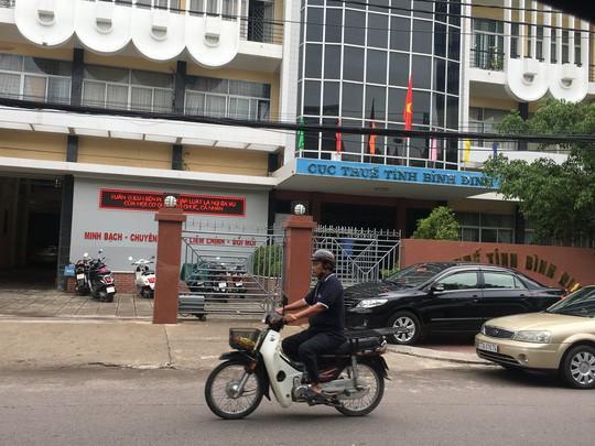 Cục Thuế tỉnh Bình Định có sếp mới  - Ảnh 1.
