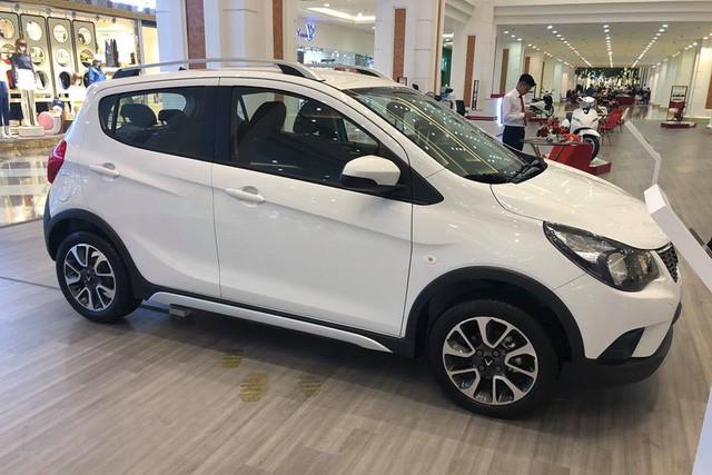 Sau VinFast Lux, xe nhỏ Fadil tiếp tục được chạy thử trên đường trước ngày mở bán - Ảnh 3.