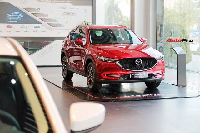 Mazda CX-5 tiếp tục giảm giá sốc tại đại lý trong tháng 5, khởi điểm từ khoảng 830 triệu đồng - Ảnh 2.