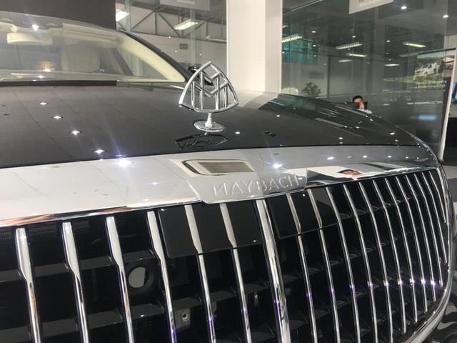 Mercedes-Maybach S650 2019 đầu tiên Việt Nam giá gần 15 tỷ đồng về tay đại gia miền Trung - Ảnh 4.