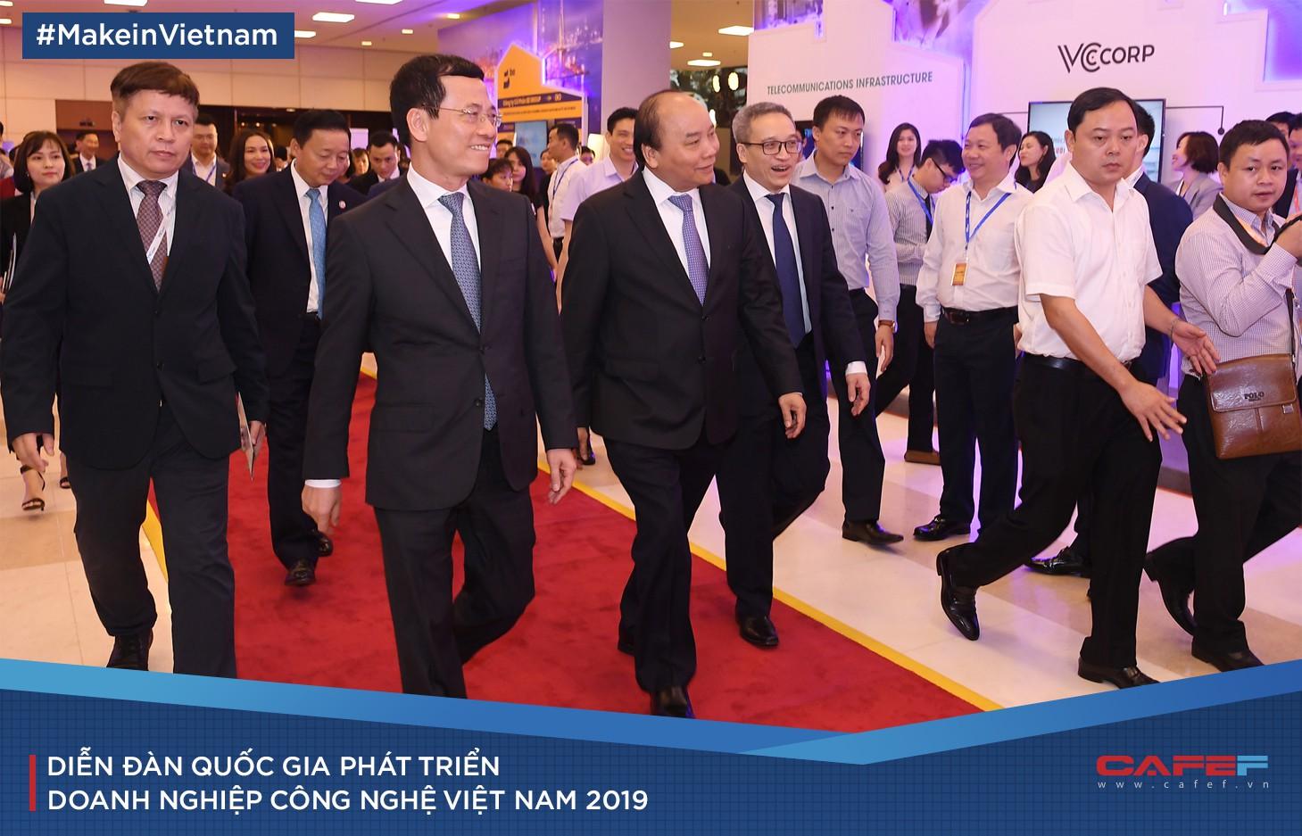 """Góc nhìn lạ đằng sau """"Make in Vietnam"""" của Bộ trưởng Nguyễn Mạnh Hùng - Ảnh 10."""