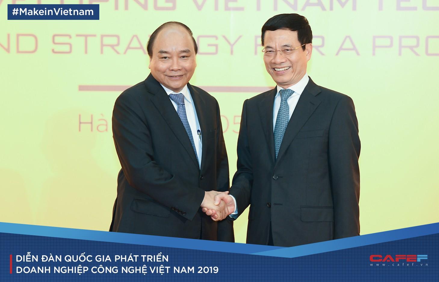 """Góc nhìn lạ đằng sau """"Make in Vietnam"""" của Bộ trưởng Nguyễn Mạnh Hùng - Ảnh 9."""