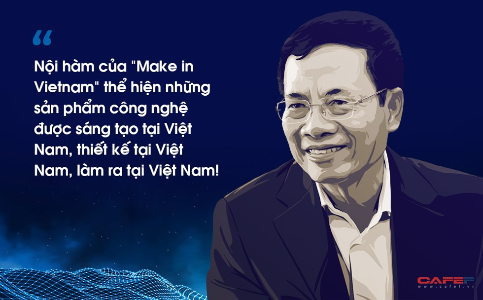 """Góc nhìn lạ đằng sau """"Make in Vietnam"""" của Bộ trưởng Nguyễn Mạnh Hùng - Ảnh 5."""