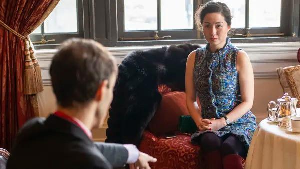 Bí ẩn ít biết trong lớp học làm quý tộc có 1-0-2 của giới thượng lưu Trung Quốc: Nhiều tiền chưa chắc đã giàu, ăn nhau ở cung cách ứng xử phương Tây! - Ảnh 4.