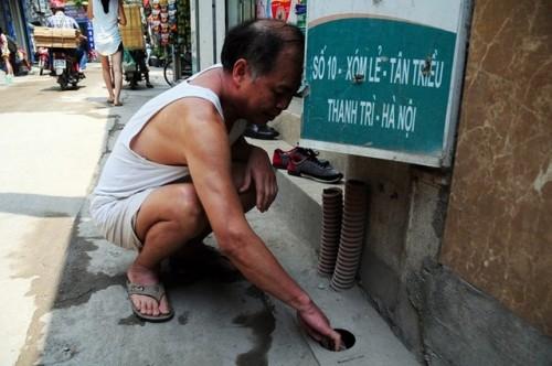 Tháng đầu mùa nóng, tá hỏa hóa đơn tiền nước 33 triệu đồng - Ảnh 3.