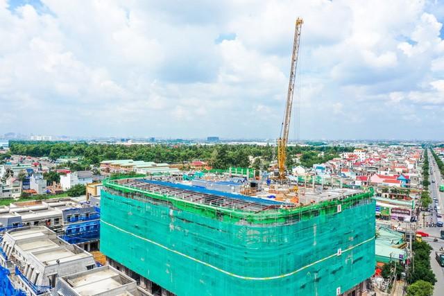 Chuẩn bị khai trương đại trung tâm thương mại Vincom đầu tiên của Bình Dương - Ảnh 2.