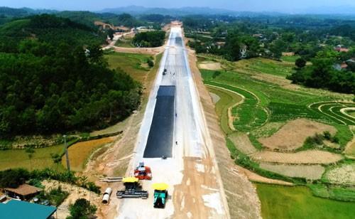 Dự án đường cao tốc Bắc - Nam: Phải mở cửa cho doanh nghiệp trong nước - Ảnh 1.