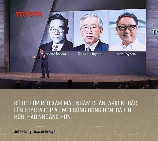 Cha truyền, con nối nhưng đời cháu nhà sáng lập Toyota đã giấu nhẹm thân thế để lột xác hãng xe Nhật như thế nào? - Ảnh 1.
