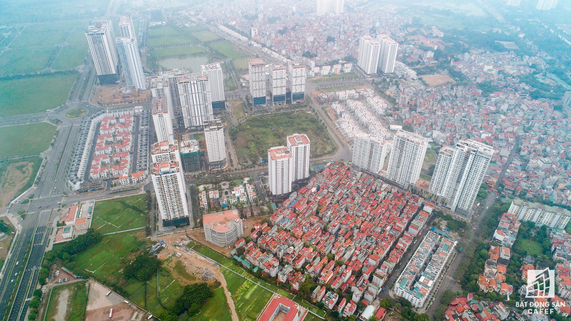 Cận cảnh hàng loạt dự án cao ốc dọc trục đường 8 làn xe tại trung tâm Hà Nội - Ảnh 7.
