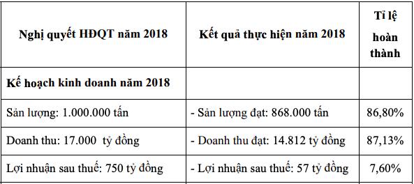 Lỗ 100 tỷ trong quý 1, Nam Kim (NKG) vẫn đặt chỉ tiêu 295 tỷ đồng LNST năm 2019 - Ảnh 1.