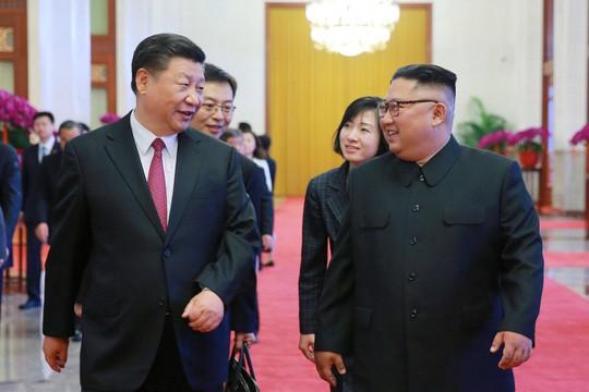 Chủ tịch Trung Quốc Tập Cận Bình sắp thăm Triều Tiên - Ảnh 1.