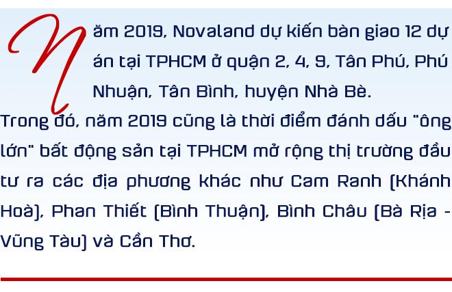 Toàn cảnh tiến độ các dự án của Novaland năm 2019 tại TP.HCM, Vũng Tàu, Phan Thiết và Cam Ranh - Ảnh 1.