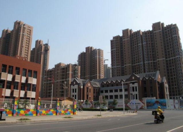 Trịnh Châu - thành phố trung tâm đang nguội dần vì kinh tế Trung Quốc giảm tốc - Ảnh 1.