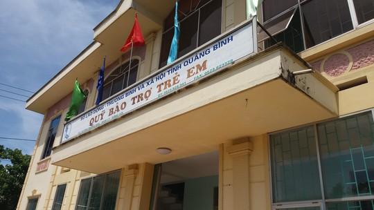 Điều tra vụ giám đốc rút ruột 1 tỉ đồng ở Qũy bảo trợ trẻ em  - Ảnh 1.