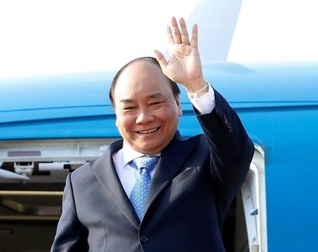 Thủ tướng lên đường tham dự Hội nghị Cấp cao ASEAN lần thứ 34 - Ảnh 1.