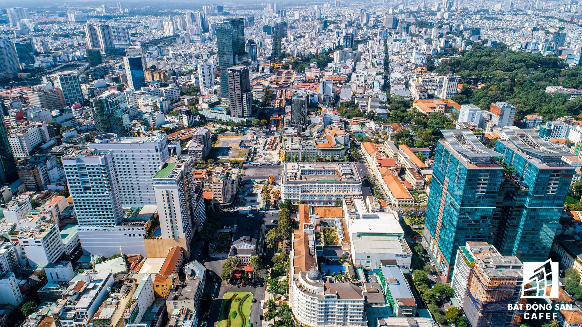 Toàn cảnh con đường có giá bất động sản đắt đỏ nhất Việt Nam, lên tới 2 tỷ đồng một m2 - Ảnh 12.