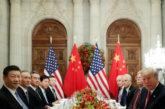 Đây mới là lý do ông Trump muốn gặp chủ tịch Trung Quốc tại G20 - Ảnh 1.