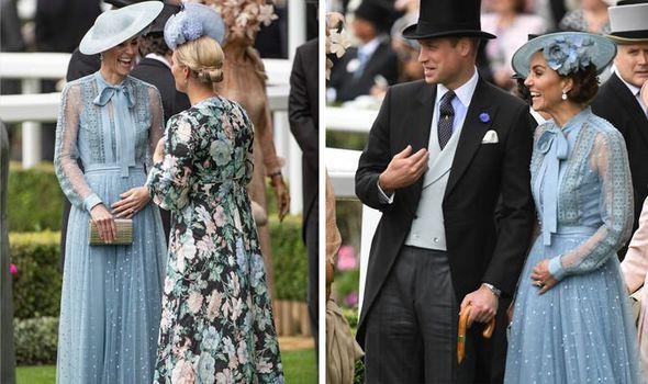 Báo Anh chỉ ra bằng chứng Công nương Kate đã ngầm thông báo việc mang thai lần 4 chỉ bằng một hành động, khiến người hâm mộ sốt xình xịch - Ảnh 1.