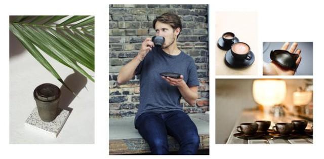 Ly cà phê làm từ bã cà phê bỏ đi, startup Kaffeeform tham vọng thay thế 16 tỷ ly dùng 1 lần bị vứt bỏ mỗi năm - Ảnh 3.