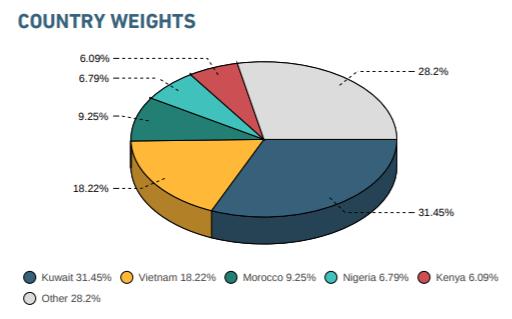 Loại Argentina, tỷ trọng cổ phiếu Việt Nam trong rổ chỉ số MSCI Frontier Markets Index được nâng lên 18,22% - Ảnh 1.