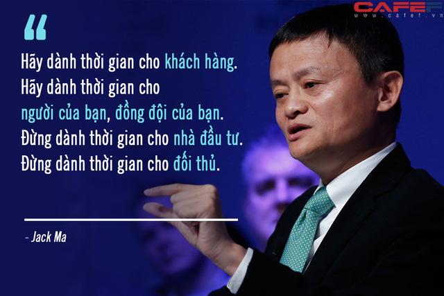 Không quan hệ, không tiền tệ cũng chẳng sao, vì đây mới là thứ Jack Ma đề cao hơn tất cả: Ai cũng có thể thành công nếu biết làm 3 điều này! - Ảnh 3.