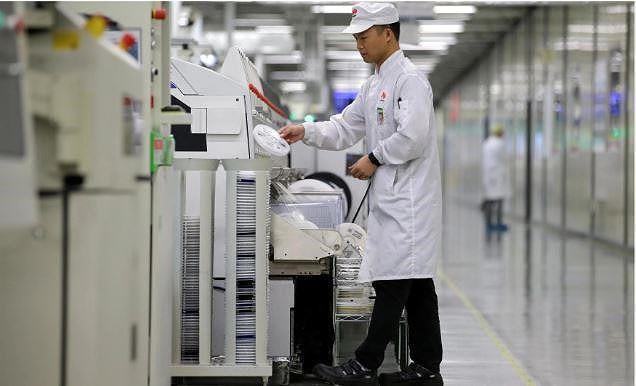 Huawei hủy đơn hàng từ các nhà cung cấp lớn - Ảnh 1.
