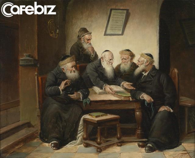 Do Thái là dân tộc thông minh nhất thế giới: 99% thông minh đến mấy cũng không trả lời được câu hỏi oái oăm trong câu chuyện số 2 - Ảnh 3.