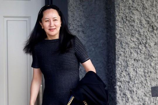 """Nhọc nhằn quá trình dẫn độ """"công chúa Huawei"""" sang Mỹ - Ảnh 1."""