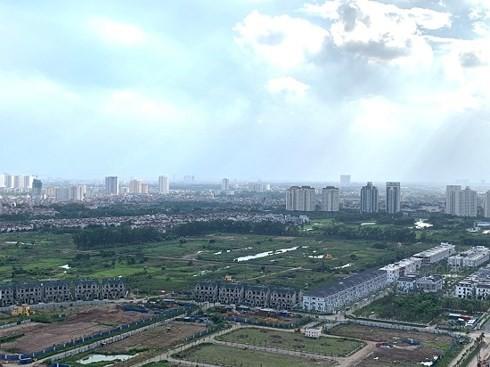 Những mảng xấu, dang dở trong khu đô thị đáng sống bậc nhất Thủ đô - Ảnh 2.