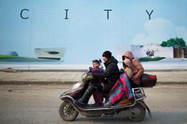 Bong bóng tài sản dần thành hình tại các thành phố ở Trung Quốc - Ảnh 1.