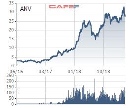 Sau giai đoạn thăng hoa với cổ phiếu tăng gấp 3 năm 2018, thủy sản Nam Việt (ANV) đang đau đầu bởi tỷ giá, thị trường cá tra đảo chiều mạnh - Ảnh 5.