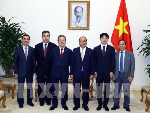 Tập đoàn Maruhan của Nhật muốn tham gia tái cơ cấu ngân hàng Việt Nam - Ảnh 1.