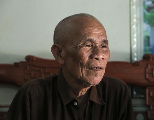 Ông Trần Văn Thêm nói gì về 40% số tiền bồi thường oan sai 6,7 tỉ đồng  - Ảnh 1.