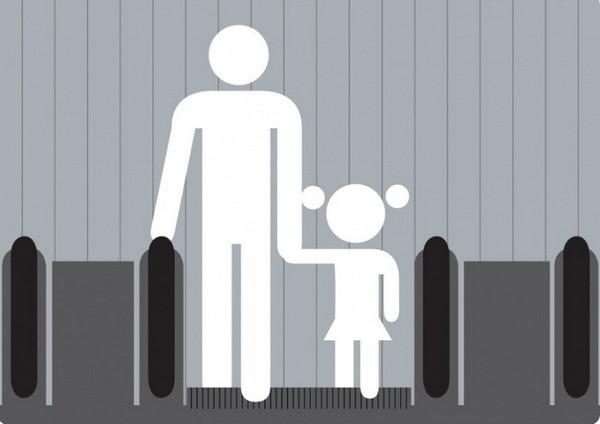 Nút Dừng khẩn cấp của thang cuốn nằm ở đâu? Nhiều người đi cả tỷ lần rồi vẫn không biết, đến khi sự cố xảy ra không ứng phó kịp - Ảnh 9.