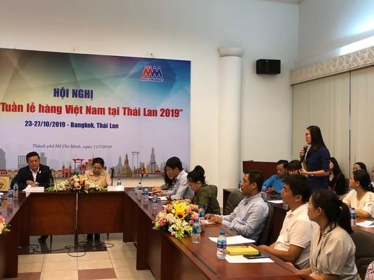 BJC hứa hỗ trợ hàng Việt Nam xâm nhập gần 1.000 siêu thị Big C ở Thái Lan - Ảnh 1.