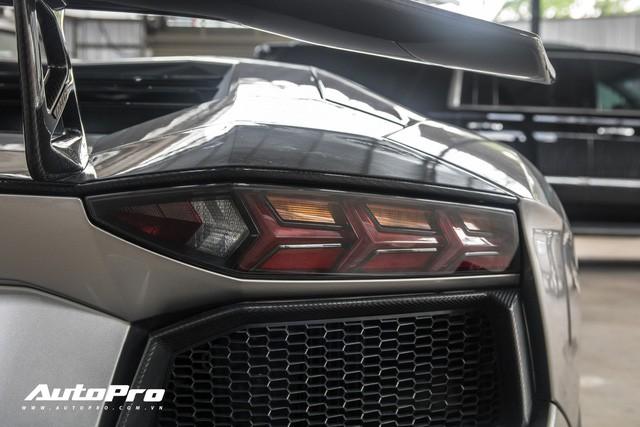 Đánh giá nhanh Lamborghini Aventador độ DMC - xế cưng một thời của doanh nhân Đặng Lê Nguyên Vũ - Ảnh 17.