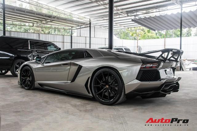 Đánh giá nhanh Lamborghini Aventador độ DMC - xế cưng một thời của doanh nhân Đặng Lê Nguyên Vũ - Ảnh 5.