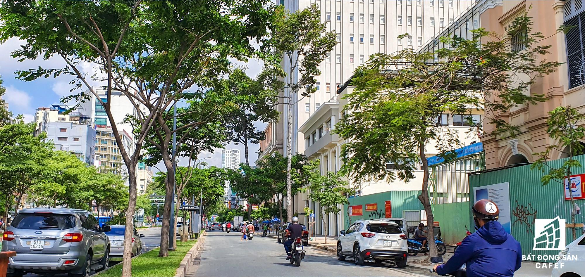 Có một phố Wall ngay lòng trung tâm TPHCM, giá mỗi m2 nhà đất lên đến cả tỷ đồng - Ảnh 9.