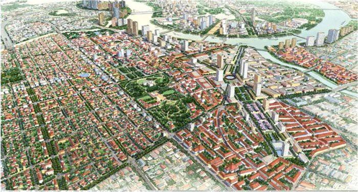 Có một phố Wall ngay lòng trung tâm TPHCM, giá mỗi m2 nhà đất lên đến cả tỷ đồng - Ảnh 2.