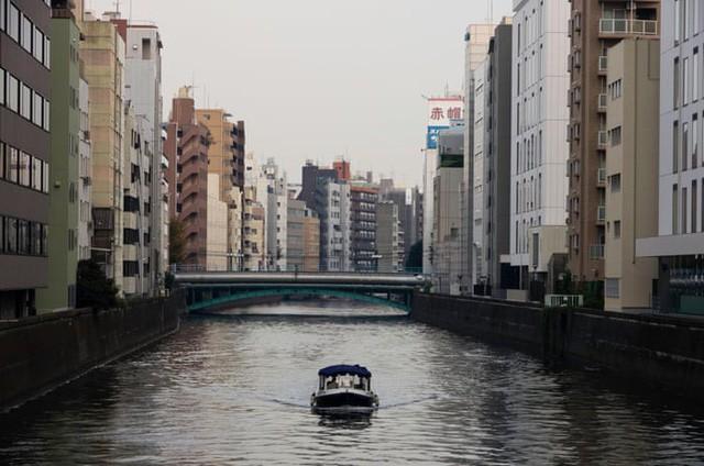Chẳng riêng Hà Nội, thủ đô Tokyo của Nhật Bản cũng có những dòng sông bị bức tử - Ảnh 3.