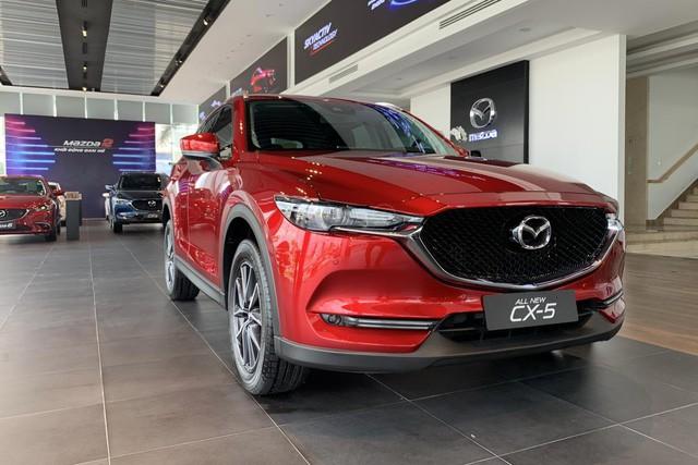 Loạt xe vừa đã được giảm phí trước bạ giúp cho khách Việt 'bỏ túi' hàng triệu đồng: Có xe hot Mazda CX-5 , và Mazda3 - Ảnh 3.