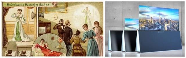100 năm trước con người mơ gì thì ngày nay nhờ khoa học công nghệ chúng đều đã thành sự thật - Ảnh 3.
