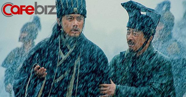 Lưu Bị đi đánh nhau không bao giờ mang theo Gia Cát Lương. Sau này Mao Trạch Đông lý giải: Gia Cát Lượng quá thận trọng! - Ảnh 1.